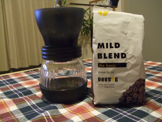 ドトール コーヒー 豆